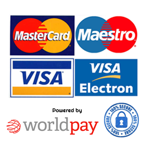 Payment Methods that we accept is WORLDPAY